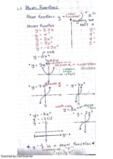All functions notes