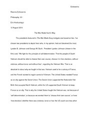 Essay_4_Kant_And_The_War_Made_Easy