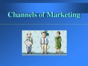 Types of Marketing Channels (Presentation)