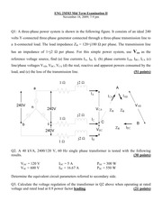 2009 Fall Midterm #2 with Solutions
