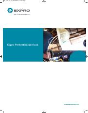 Expro Perforation Services.pdf