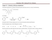 Chem 140C Lecture Notes  Spring 2015 Chapter 22