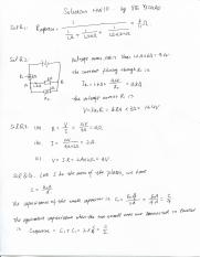 Solution of HW10