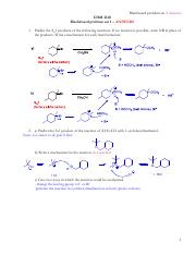 2120 Blackboard problem set 1 2013 Answers - SN1 E1 E2 reactions(1)