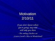 Motivation 2_10_11 post