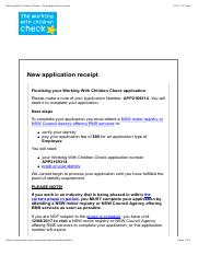 Working With Children Check - New application receipt.pdf
