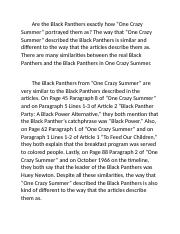 Black Panthers Essay.docx