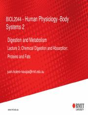 BIOL2044 Digestion Lecture 3 Fat and Protein Digestion Week 11 0506Oct17(1).pdf