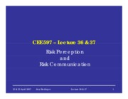 36_37 Risk Perception