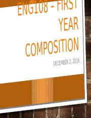 ENG108 – First Year Composition 120216 (1)