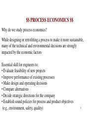 process industry economics brennan pdf