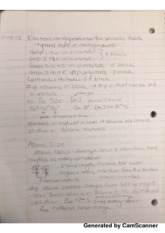 E- Configurations and the Periodic Table Lecture Notes