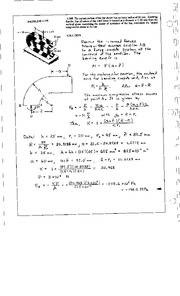 448_Mechanics Homework Mechanics of Materials Solution