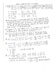 EXAM 1A 900 SOLUTIONS