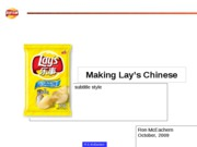 Lay_s China Case Study - Nov_09