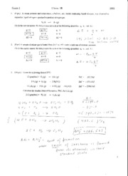 Exam 1 Answers 2002