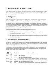 The Metadata in JPEG files.docx