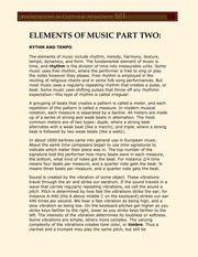 ELEMENTS OF MUSIC PART TWO transcript-1