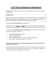 3.06ThesisStatementWorksheet2nd.rtf