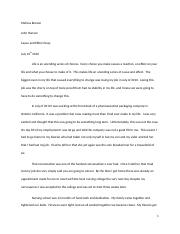 cause and effect essay.docx