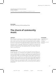 Xu+Ruisen+-+The+Charm+of+Community+Music