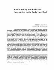 Skocpol and Feingold State Capacity and Economic Intervention in the New Deal.pdf