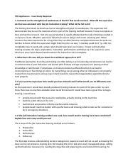 case study tpk appliances