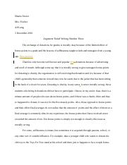 Third Argument Timed Writing.docx