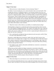 Chapter 9 and 10 key issues 1.docx