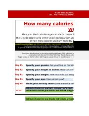 Fit Father _Weight Loss_ Calorie Calculator.xlsx
