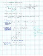 3.5 NOTES Complex Zeros of a Polynomial Function