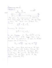 Physics101 Homework 5 with answers