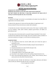 International Marketing Assignment 1 (2016 Sep)-2