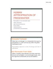 ENVR200_Lecture13_HumanAppropriationofFreshwater.pdf