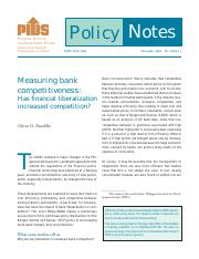 Banking competition.pdf