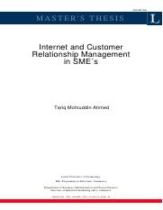 2005 Internet and Customer Relationship Management in SME ́s.pdf