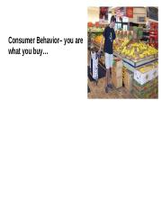 consumerbehavior