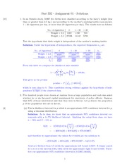 Stat332-Assignment Solutions 01