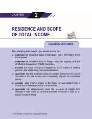 Chapter 2 Residence and Scope of Total Income.pdf