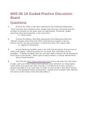 W05.06 1A Guided Practice Discussion Board.docx