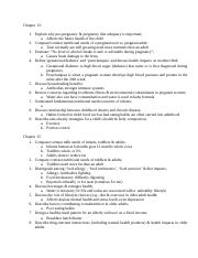 chapter 13-15 health objectives.docx