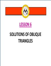 Math12-1_Lesson 6_Solutions of Oblique Triangles.pdf