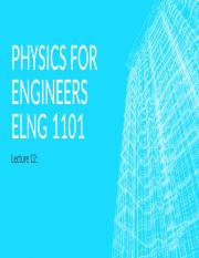 Physics for engineers lectures 12.pptx