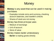 Commercial Banks and the Creation of Money1