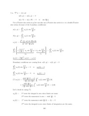 Differential Equations Lecture Work Solutions 161
