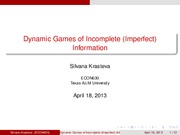 Lecture 11 - Dynamic Games of Incomplete (Imperfect) Information.pdf