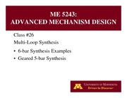 Lecture 26 on Advanced Mechanism Design