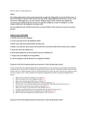 BC2011 Week 4 Coding Application.docx