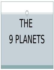 9 planets.pptx