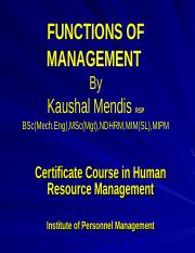 FUNCTIONS OF MANAGEMENT.ppt